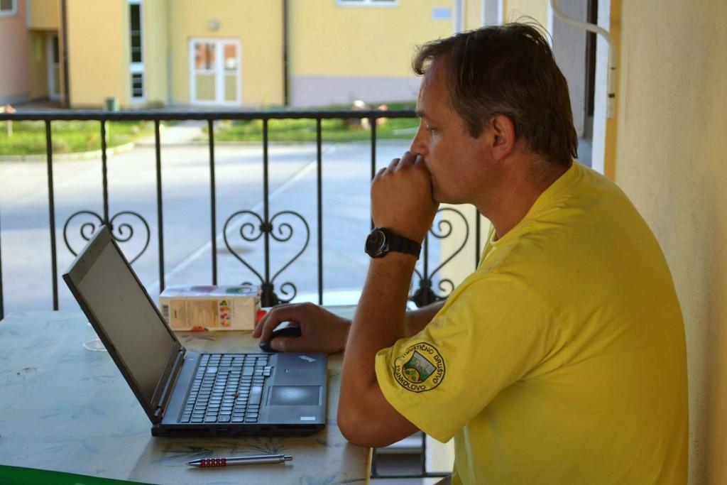Branko Cestnik Foto: Facebook profil avtorja